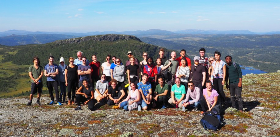 Noragric field trip to Lillehammer