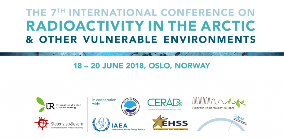 7TH INTERNATIONAL CONFERENCE ON RADIOACTIVITY IN THE ARCTIC & OTHER VULNERABLE ENVIRONMENTS