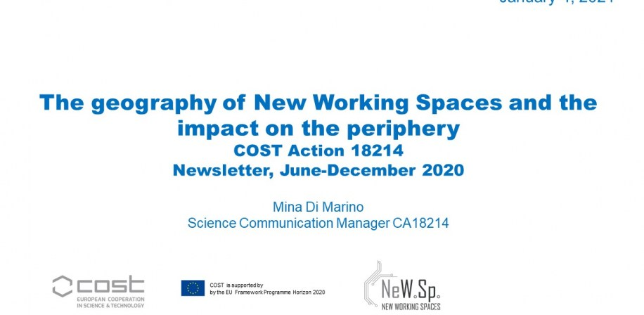 COST ACTION CA18214