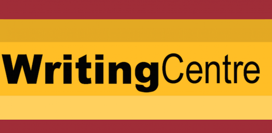 Writing Centre Workshops Spring 2019