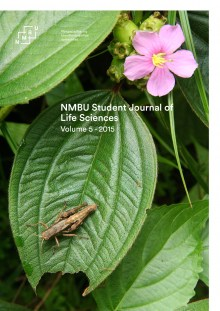 The NMBU Student Journal of Life Sciences Volume 5 - 2015
