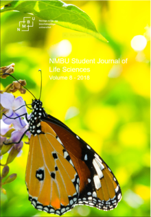 NMBU Student Journal Vol. 8