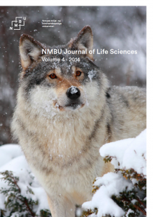 NMBU Student Journal of Life Sciences vol. 4 - 2014