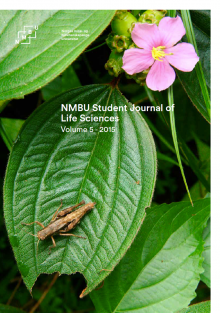 NMBU Student Journal of Life Sciences vol. 5 - 2015